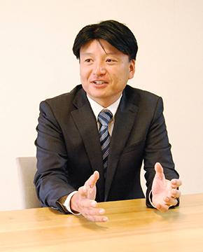 代表取締役社長 佐々木 博樹