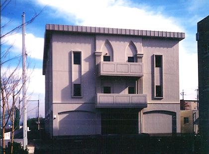 石山高校音楽ホール新築